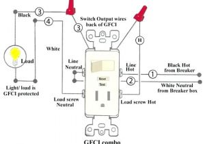 Leviton Switch Outlet Combination Wiring Diagram Sa 2045 Troubleshooting Gfi Schematic Wiring Download Diagram