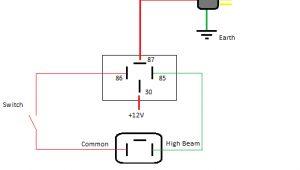 Light Bar Wiring Diagram High Beam Wiring Light Bar Harness Pradopoint toyota Prado 4×4 Landcruiser