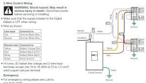 Lutron Hi Lume A Series Wiring Diagram Lutron Hi Lume A Series Wiring Diagram Beautiful How to Wire