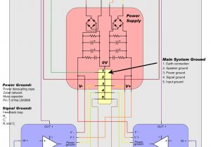 Mach 1000 Audio System Wiring Diagram A Complete Guide to Design and Build A Hi Fi Lm3886 Amplifier