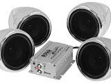 Mach 1000 Audio System Wiring Diagram Amazon Com Boss Audio Mc470b Speaker Amplifier sound System