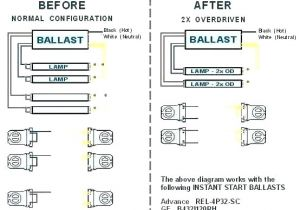Magnetic Ballast Wiring Diagram T12 Rapid Start Ballast Wiring Wiring Diagram Centre