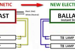 Magnetic Ballast Wiring Diagram T12 Wiring Diagram Wiring Diagram