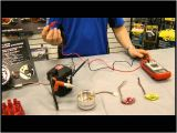 Mallory Ignition Coil Wiring Diagram Mallory Unilite Electronic Ignition Module Testing Youtube