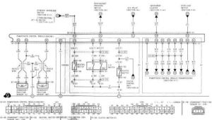 Mazda Rx7 Wiring Diagram Engine Control System Wiring Diagram Of 1994 Mazda Rx 7 Part 2 My Blog