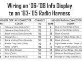 Mazda Stereo Wiring Diagram 2005 Mazda 6 Radio Wiring Diagram Wiring Diagram Autovehicle