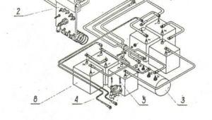 Melex Golf Cart Battery Wiring Diagram Melex Battery Wiring Diagram Wiring Diagrams