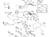 Mercruiser 4.3 Wiring Diagram Wiring Harness Electrical Components for Mercruiser 175 Hp 4 3l