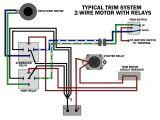 Mercruiser Trim Motor Wiring Diagram Mercury Outboard Trim Wiring Harness Diagram Wiring Diagram