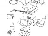Mercruiser Trim Motor Wiring Diagram Power Trim Components with Circuit Breaker Fuse for Mercury