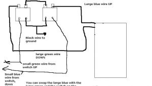 Mercruiser Trim Motor Wiring Diagram Troubleshooting Drive Trims Down but Not Up Marine Engines and