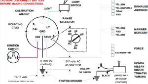 Mercury Ignition Switch Wiring Diagram 90 Hp Mercury Outboard Tach Wiring Wiring Diagram Sheet