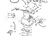 Mercury Outboard Power Trim Wiring Diagram Power Trim Components with Circuit Breaker and Fuse 1980 Mercury