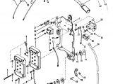 Mercury Outboard Starter solenoid Wiring Diagram Mercury Marine V 150 Work Wiring Harness Starter solenoid
