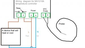 Mh1210 Wiring Diagram Usefulldata Com Temperature Controller Mh1210w Review and