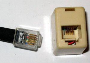 Modular Phone Jack Wiring Diagram Diy Guide to Installing A Telephone Jack