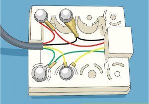 Modular Phone Jack Wiring Diagram How to Wire A Telephone Schema Wiring Diagram