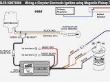 Mopar Electronic Voltage Regulator Wiring Diagram Msd 6al Wiring Diagram for Mopar Wiring Diagram Fascinating