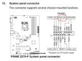 Motherboard Wiring Diagram Power Reset Motherboard Wiring Diagram Power Reset Beautiful Testing the Pc S