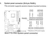 Motherboard Wiring Diagram Power Reset Your Motherboard Power Switch Explained