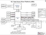 Motherboard Wiring Diagram Schematic Motherboard Quanta Kl7 Intel Huron River Uma Rev 0d