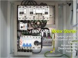 Motor Control Panel Wiring Diagram Pdf Star Delta Motor Starter Explained In Details Eep