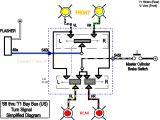 Motorcycle Hazard Lights Wiring Diagram 2003 Gmc Turn Signal Flasher Wiring Diagram Wiring Diagram Name
