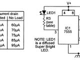 Motorcycle Led Indicator Resistor Wiring Diagram Practical Led Indicator and Flasher Circuits Nuts Volts
