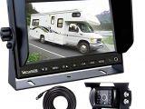 Motorhome Reversing Camera Wiring Diagram Amazon Com Backup Camera for Trucks Two Installation Methods No