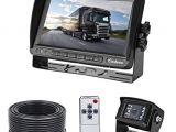Motorhome Reversing Camera Wiring Diagram Amazon Com Backup Camera System Kit for Rv Van Camper Box Truck