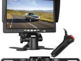 Motorhome Reversing Camera Wiring Diagram Amazon Com Leekooluu Backup Camera and 7 Monitor System for Car