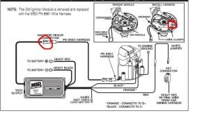 Msd 6al to Hei Wiring Diagram Msd 6al Wire Diagram Wiring Diagram
