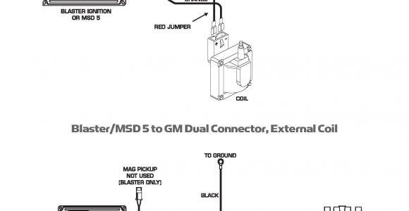 Msd Coil Wiring Diagram Msd Ignition Wiring Diagram Dodge Wiring Diagram Blog