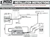 Msd Ignition 6200 Wiring Diagram Msd 6al Wiring Diagram Jeep Wiring Diagram Info