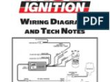 Msd Starter Saver Wiring Diagram Msd Ignition Wiring Diagrams and Tech Notes Distributor Ignition