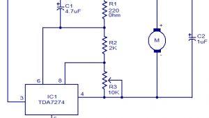 Multi Speed Motor Wiring Diagram Low Voltage Dc Motor Speed Control Circuit