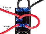 Narva Rocker Switch Wiring Diagram Dc 12v 24v Air Compressor Rocker Switch Green Led Lamp 5 Pin On Off