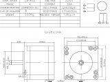 Nema 23 Stepper Motor Wiring Diagram Nema 17 Cnc Motor 62 Oz In 5mm Shaft 1 68 Amps