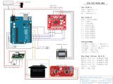 Nema 23 Stepper Motor Wiring Diagram Simple Wire Length Cutting tool Arduino Project Hub