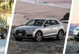 New Audi Q5 0-60 Volvo Xc60 Vs Audi Q5 Vs Bmw X3 Suv Comparison Carwow