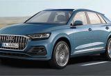 New Audi Q8 2016 2019 Audi Q8 Render Looks Promising