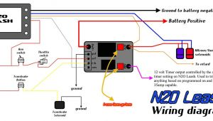 Nos Launcher Wiring Diagram Nos Launcher 8 Pin Wire Harness Erwentdrivingschool Co