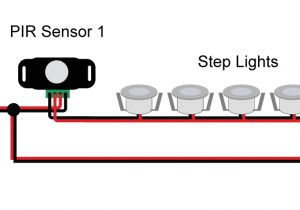 Occupancy Sensor Power Pack Wiring Diagram Need A Diagram Of How to Wire Two Low Voltage Motion Detectors