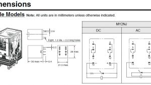 Omron My2n Relay Wiring Diagram Omron Wiring Diagram Wiring Diagram