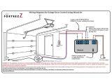 Overhead Door Wiring Diagram How to Wire A Garage Diagram My Wiring Diagram
