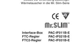 Pac Os 5 Wiring Diagram Planungshandbuch Mitsubishi Pac if011 if031 Klimacorner De