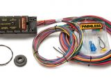 Painless Wiring Harness Diagram Automotive Wiring Harness and Fuse Box Wiring Diagrams