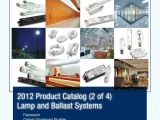 Philips Advance Icn 4p32 N Wiring Diagram 2012 Product Catalog 2 Of 4 Lamp and Ballast Systems
