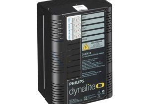 Philips Dynalite Wiring Diagram Philips Dynalite Leading Edge Dimmer Controller 4ch Dle410