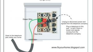 Phone Outlet Wiring Diagram Wiring Diagram for Phone Book Diagram Schema